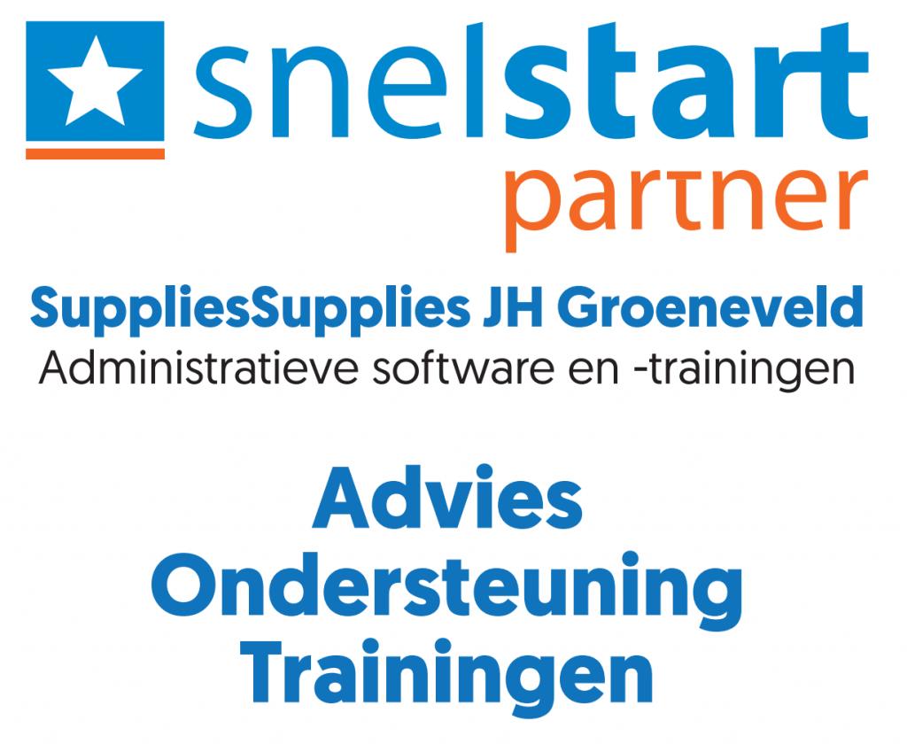 Suppliessupplies jh groeneveld administratieve software for Hulp bij inrichten